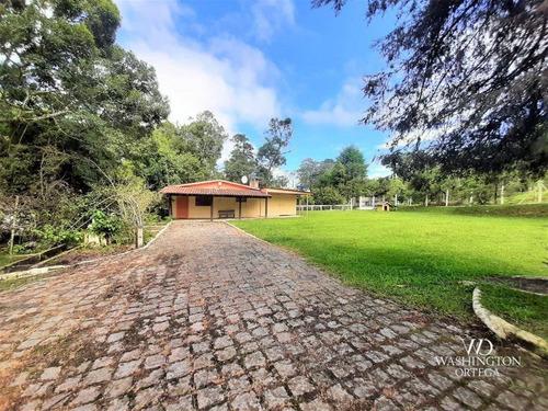 Chácara Com 4 Dormitórios À Venda, 3025 M² Por R$ 375.000,00 - Faxina - São José Dos Pinhais/pr - Ch0074