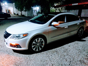 Volkswagen Cc 3.6 Tiptronic Piel Qc At Blanco 2009
