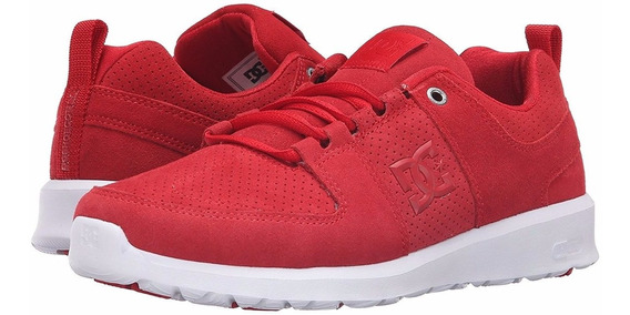 Exclusivos Dc Shoes Lynx Lite 9mx 11us Red