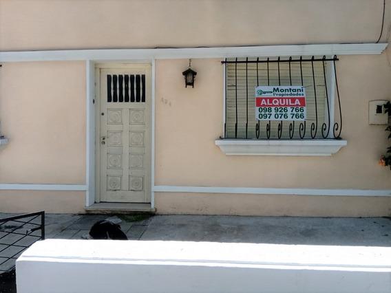 Alquiler Casa En Pleno Centro De Paso De Paso De Los Toros