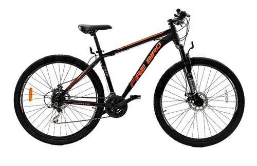 Bicicleta Mtb Firebird R29 Acero 21v Disco Suspension Cuotas