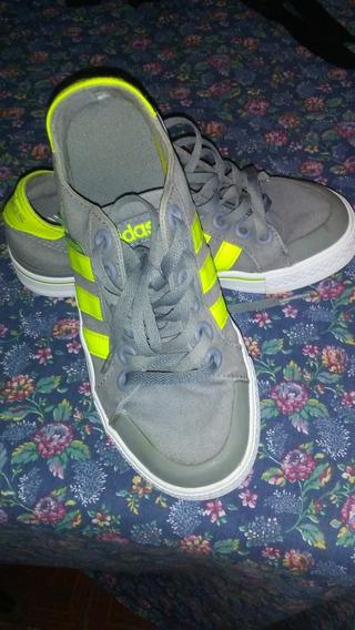 Zapatos De Niño adidas Talla 34 Original