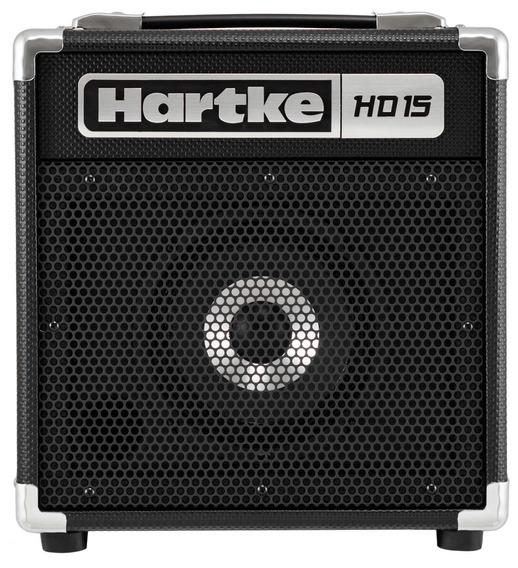 Hartke Hd15 Amplificador De 15 Watts Para Bajo Combo 1 X 6,5