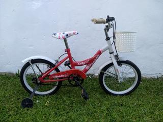 Bicicleta Rodado 12 Impecable