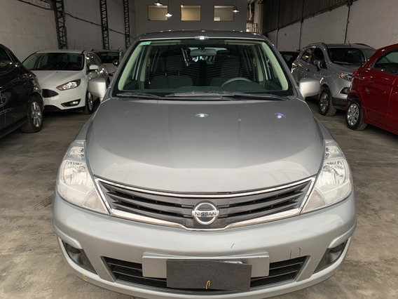 Nissan Tiida 1.8 Visia Les Automotores