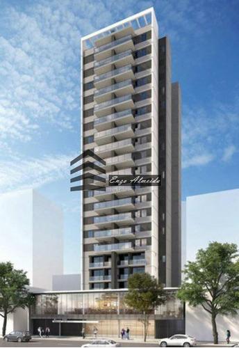 Apartamento Para Venda Em São Paulo, Perdizes, 1 Dormitório, 1 Vaga - 1706_1-1764454
