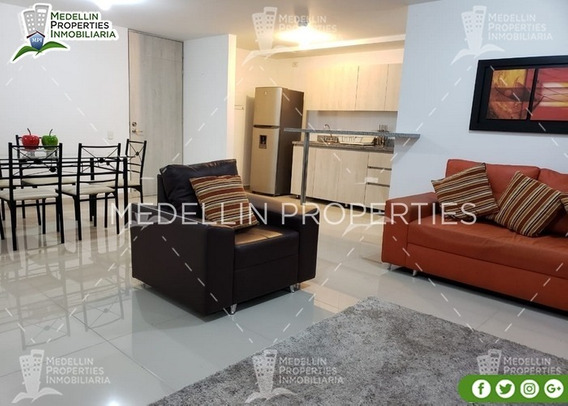 Apartamentos Amoblados Baratos En Envigado Cod: 5031