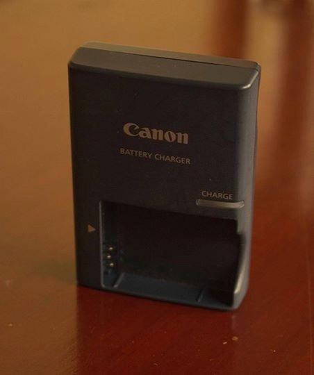 Cargador Canon Cb-2lx