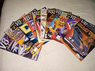 V8 Muscle Cars Revistas Importadas.