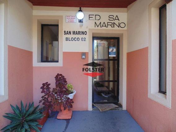Apartamento Com 2 Dormitórios À Venda, 62 M² Por R$ 220.000 - Jardim São Francisco - Santa Bárbara D
