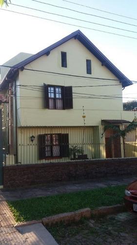 Casa Em Santa Tereza Com 3 Dormitórios - Lu266585