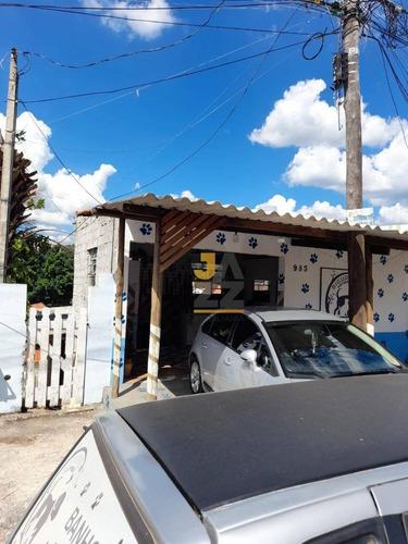Casa Com 2 Dormitórios À Venda, 200 M² Por R$ 400.000,00 - Jardim Alvinópolis - Atibaia/sp - Ca13655