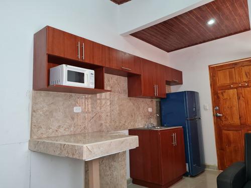 Apartamento Amueblado En San Rafael Especial Teletrabajar