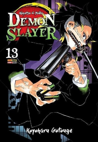 Demon Slayer - Kimetsu No Yaiba - Vol.13