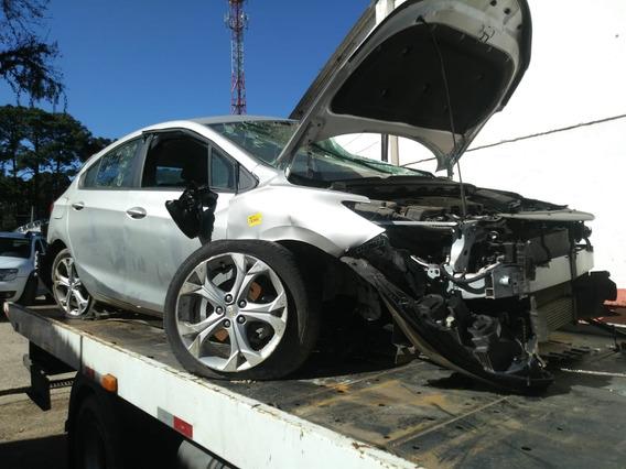 Sucata Chevrolet Cruze Aut 1.4 Turbo 2017/2018 Retirada Peça
