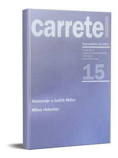 Carretel 15 Psicoanálisis Con Niños (gr)
