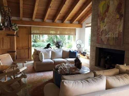 Casa En Renta En Bosques De Las Lomas Calle Cerrada Con Seguridad