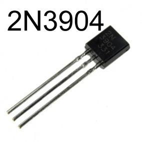 Transistor 2n 3904 Kit Com 200 Peças