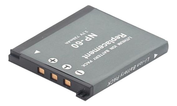 Bateria Compatível Com Casio Np-60