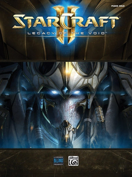 Starcraft 2 Legacy Of The Void Edição Digital Key Nova