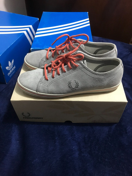 Tenis Fred Perry Kingston Suede Talla 9usa 7mx