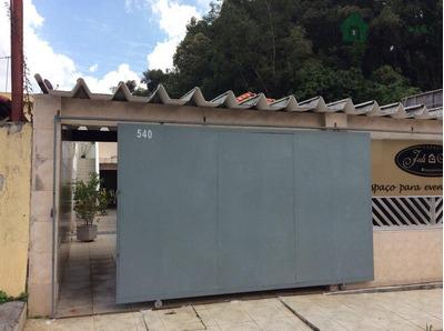 Casa Residencial Para Venda E Locação, Vila Santa Luzia, Taboão Da Serra. - Ca0219
