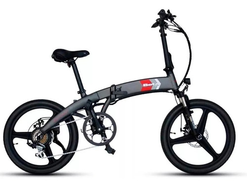 Bicicleta Electrica Beta Smart 18ctas$10.444 Motoroma