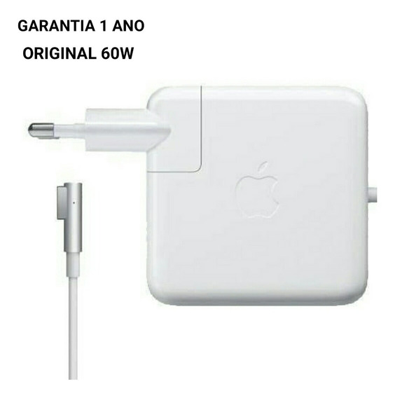 Fonte Original Apple Macbook Pro 60w Magsafe 13
