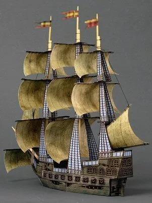 Barcos De Enfeite 320 Projetos Para Construção