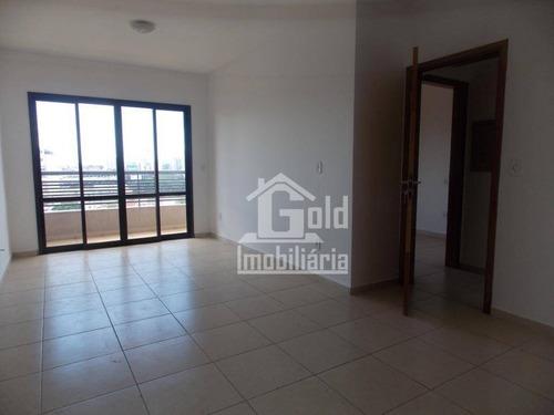 Apartamento Com 2 Dormitórios Para Alugar, 75 M² Por R$ 1.400,00/mês - Jardim Paulista - Ribeirão Preto/sp - Ap4354