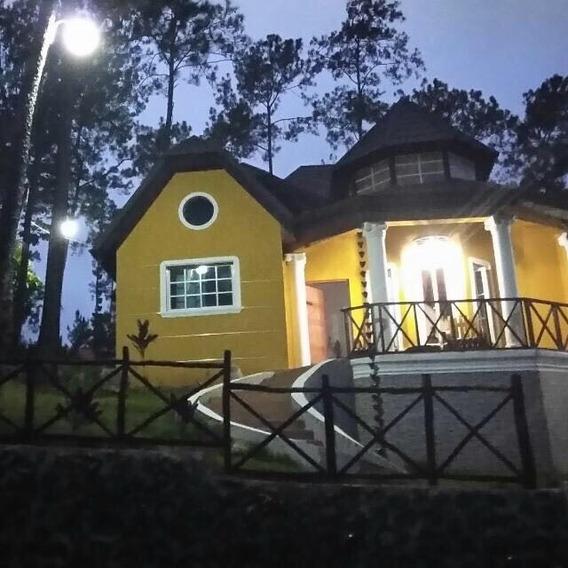 Jarabacoa Casa En Proyecto Cerrado