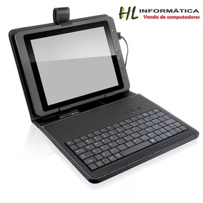 Mini Teclado Para Tablet 3 Em 1 Multilaser Tc 156