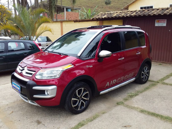 Citroën Aircross 1.6 Exclusive Atacama 16v Flex 4p Manual