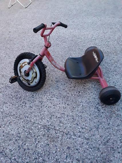 Karting A Pedal Con Tres Ruedas Hot Wheels