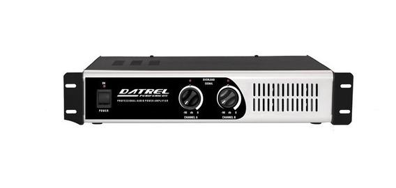 Potencia Datrel 300w Rms Pa1800