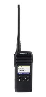 Rádio Comunicador Portátil Motorola Dtr720