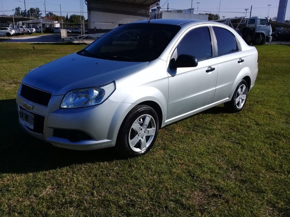 Chevrolet Aveo G3 4ptas 1.6n Ls Manual 2012