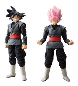 Goku Black - Dragon Ball Super - S.h.figuarts - Bandai