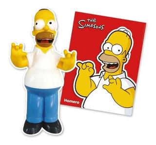 Coleccion Figuras Los Simpsons Original Clarin Nº1 Homero