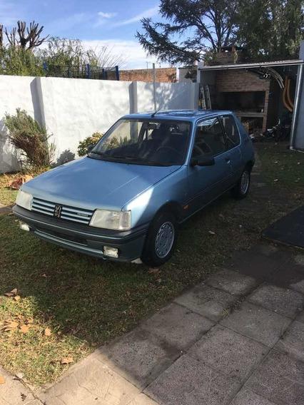 Peugeot 205 1.4 Xsi Aa 1995