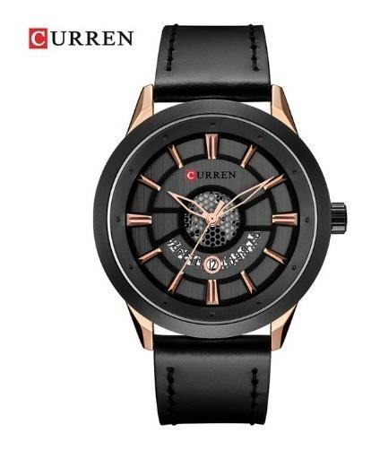 Lançamento Relógio Curren 8330 Original À Pronta Entrega