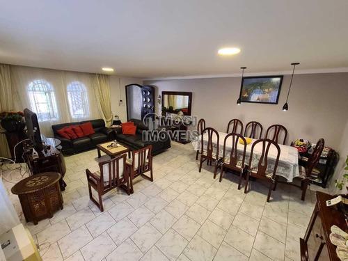 Imagem 1 de 15 de Casa Para Venda Em Mogi Das Cruzes, Vila Lavínia, 4 Dormitórios, 1 Suíte, 3 Banheiros, 3 Vagas - So570_2-1211529