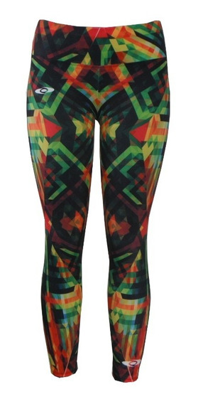 Leggins Deportivo Anticelulitis Push-up Colombiano Ksamu Geo