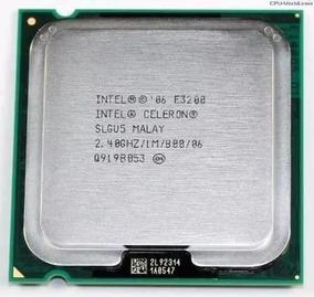 Processador Intel Celeron 2.40ghz