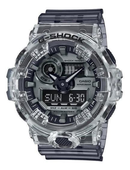 Reloj Casio G-shock Caballero-ga-700sk-1acr