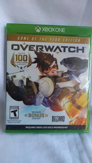 Overwatch Goty Edition - Nuevo Y Sellado - Xbox One