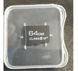 Memoria Micro Sd 64gb Clase U3 Alta Vel. Apta Gopro