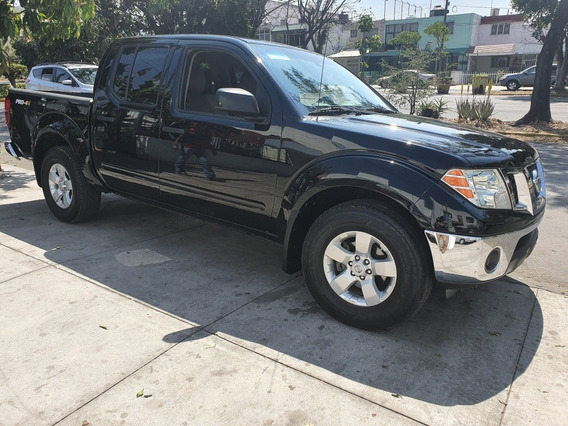 Nissan Frontier Crew Cab Se 4x4 At 2011