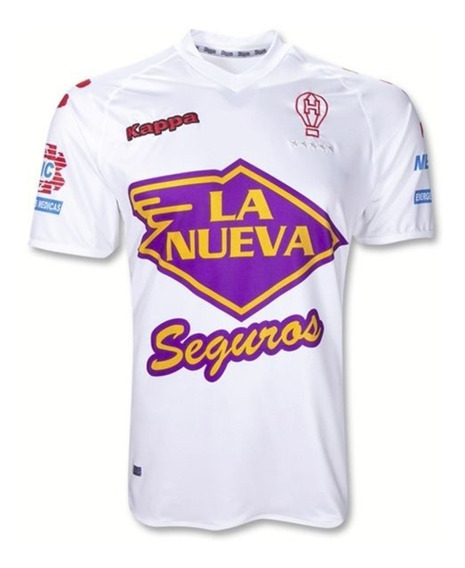 Camiseta Kappa Huracan Nueva Con Etiqueta H Grande