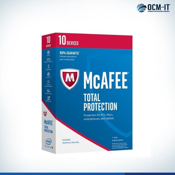 Mcafee Total Protecccion